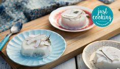 As cooked by Justine Drake on Just Cooking Season 2 episode 10.