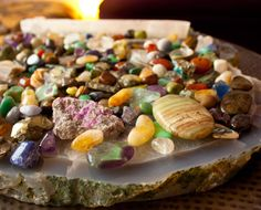 Learn all about crystal healing from Energy Muse, maker of seriously powerful and beautiful jewelry worn by everyone from spiritual leaders to rock stars.