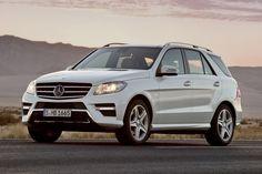 The new Mercedes Benz ML 250 CDI boasts turbo diesel motor under hood that churns 204 bhp at 4200 rpm and peak torque of 500 Nm at rpm. Mercedes Benz Ml350, New Mercedes A Class, My Dream Car, Dream Cars, Dream Big, Car Goals, Future Car, Car Car, Used Cars
