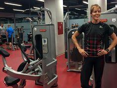 Janka a Danka Velďákové fotili prvé lifestylové fotky náramkov pre Tomtom Treadmill, Jumper, Gym Equipment, Bike, Outdoor, Bicycle, Outdoors, Treadmills, Jumpers