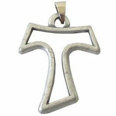 "Tau cross - Pewter (3.5cm or 1.4"") Rosary/Pendant Rosary Supplies - Metal Crosses & Crucifixes. $3.71. Please check as well other material type Rosary parts we have in stock. We do carry Olive wood, Flower and Silver Rosary Parts and many Rosaries hand made in the Holy Land. If you do have a special request, email us please. You can check our Amazon store for more information and Phone number needed. If you do have a special request, email us please. You can check ..."