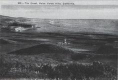 Old Palos Verdes coast.