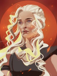 Practice work Daenerys is my favorite Game Of Thrones character. I am so hyped for the Game Of Thrones final season! Daenerys - Queen of the ashes Daenerys Targaryen Art, Khaleesi, Game Of Thones, Got Game Of Thrones, Beautiful Fantasy Art, Story Arc, Mother Of Dragons, Art Club, Winter Is Coming