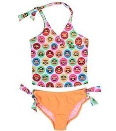 2a Paul Frank, Tankini, Swimwear, Kids, Fashion, Bathing Suits, Young Children, Moda, Swimsuits