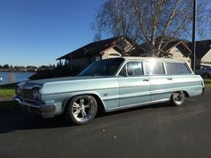 '64 Chevrolet Bel air Station Wagon
