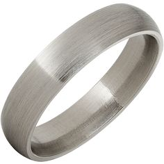 Titanium Domed Band With a Satin Finish Wedding Bands For Him, Wedding Rings, Jewelry Shop, Fine Jewelry, Pearl Gemstone, Custom Jewelry Design, Satin Finish, Accessories Shop, Diamond Engagement Rings