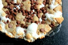 Big Bear's Wife: Caramel S'more Pie