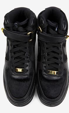 Nike Air Force 1: Black
