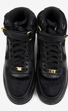 Nike Air Force 1: Black
