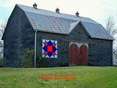 Sharon, thought you would like this. Ontario Barn Quilt Trail.