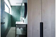 Wimbledon - Contemporary bathroom - Gunter & Co Interiors #hellopeagreenspots #bathroom #interiors
