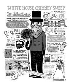 Odd Jobs, by Gemma Correll