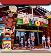 Once Upon A Toy at Downtown Disney in Walt Disney World Resort