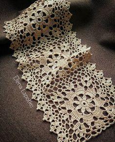 Photo shared by S.Güllüce on September 2019 tagging Crochet Cushions, Crochet Tablecloth, Crochet Doilies, Crochet Flowers, Crochet Lace, Crochet Edging Patterns, Granny Square Crochet Pattern, Crochet Diagram, Crochet Squares