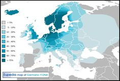 Germanic Y DNA