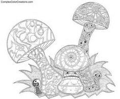 complicated coloring pages for adults bing images