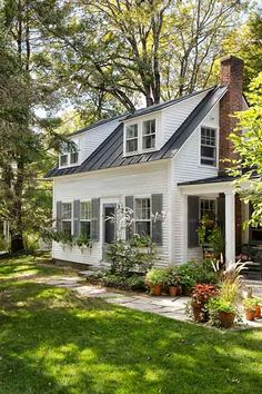 farmhouse whole house remodel exterior....check out every room; lovely
