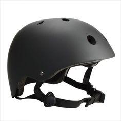New Pro-Tec Classic Skateboard/Bike Protective HelmetMatte Black M/ L