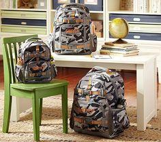 Mackenzie Gray Camo Backpacks on potterybarnkids.com