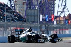 Formule 1 (Sotchi) : Hamilton déroule, Mercedes titrée