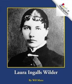 """Presents a brief look at the life of Laura Ingalls Wilder, famed author of the """"Little House"""" books."""