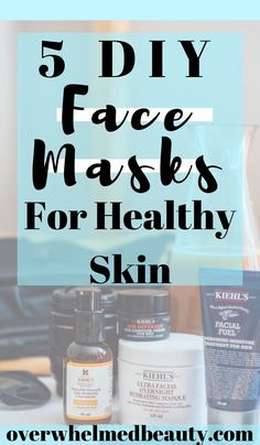 DIY Face Masks For Healthy Glowing Skin! These recipes include all natural ingredients like olive oil, honey and egg face masks. What's great is these natural ingredients have the best vitamins for yo Egg Face Mask, Skin Mask, Face Skin, Face Face, Honey Face, Diy Masque, Natural Health Tips, Homemade Face Masks, Mascaras