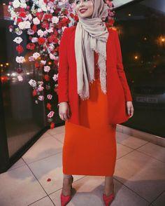 Hijab Fashion Nuriyah O. Muslim Women Fashion, Modest Fashion, Hijab Fashion, Fashion Outfits, Habiba Da Silva, Modern Hijab, Modest Wear, Hijab Outfit, Traditional Dresses