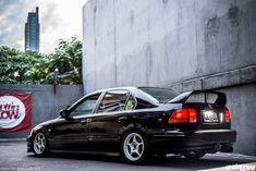 Honda Vtec, Honda Civic Hatchback, Honda Civic 1998, Jetta A4, Civic Jdm, Custom Chevy Trucks, Honda Motors, Street Racing Cars, Honda Cars
