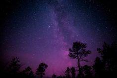 Milkyway at Torronsuo National Park