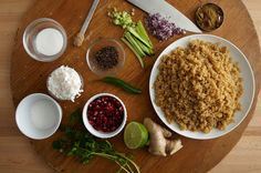 Mise en Place: Get it together before you start cooking. | 9 Pieces Of Advice That Will Make You A Better Cook
