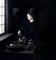 Adriana Duque #children #conceptual #photography