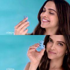 Deepika Padukone #playwithclay with L'Oreal Paris Ad 2017