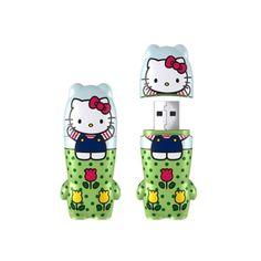 Hello Kitty Flash Drives | Mimobot Hello Kitty 4GB Flash Drive