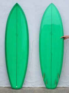 6'4 Bob Mitsven Quad | surf | Pinterest | Quad, Bobs and Surfboard