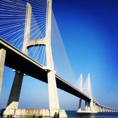 Parque das Nações | Ponte Vasco da Gama