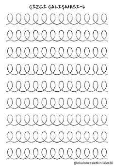 Dinosaur Preschool No Prep Worksheets & Activities Cursive Writing Worksheets, Alphabet Worksheets, Preschool Worksheets, Pre K Activities, Kindergarten Activities, Pre Writing, Writing Skills, Childhood Education, Kids Education