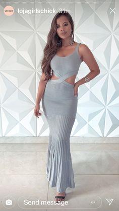 38b5a2e71 889 melhores imagens de Vestidos longos em 2019 | Long gowns, Party ...