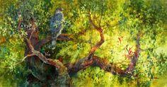 """Cooper's Hawk"" by Floy Zittin"