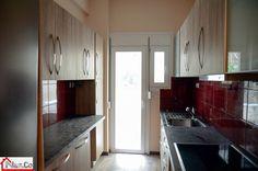 Ολική Ανακαίνιση Οικίας στους Αμπελόκηπους - Πριν και Μετά - Κουζίνα Kitchen Cabinets, Home Decor, Decoration Home, Room Decor, Cabinets, Home Interior Design, Dressers, Home Decoration, Kitchen Cupboards