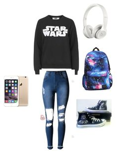 """""""Untitled #1"""" by travelsoccer23 ❤ liked on Polyvore featuring Tee and Cake, Converse and Beats by Dr. Dre"""
