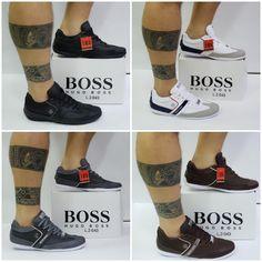 somos zapateria ( shoes ) vendemos todo tipo de zapatos de gran calidad Hugo Boss, Types Of Shoes, Over Knee Socks