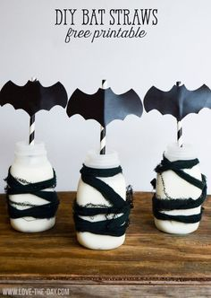 Free Bat PRINTABLES: