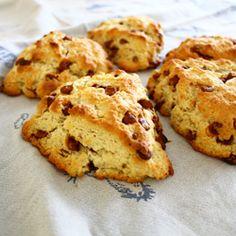Cinnamon Chip Scones - http://www.brighteyedbaker.com/2012/01/23/confession-48-i-am-not-a-fast-baker-cinnamon-chip-scones/