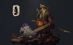 Unicorn Hunter on Behance