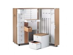 Buy the Poltrona Frau Oceano Storage Trunk online at Nest.co.uk