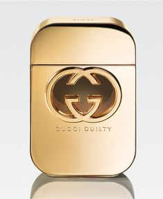The scent: Guilty embodies the richness of amber and the fresh femininity of lilac. The fragrance speaks to the bold, trendy, but always authentic Gucci character. It awakens the senses with a daring edge of sexiness and sensuality that is Gucci.