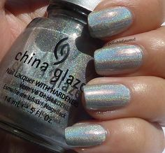 Holographic Nail Polish Is The Best China Glaze