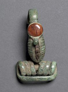 Ancient  bronze fibula, Poland