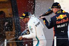Max viert derde plek in GP Spanje 2018