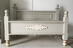 shabby chic bed-end bench End Of Bed Bench, Bed End, Ornamental Mouldings, Hope Chest, Storage Chest, Shabby Chic, Bling, Rustic, Cabinet